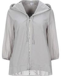 European Culture Sweatshirt - Grey