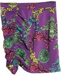 Versace Jeans Couture Jupe midi - Multicolore