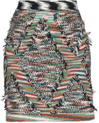 Missoni Midi Skirt - Green