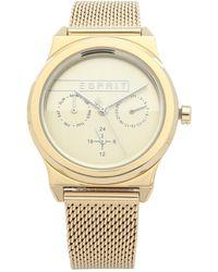 Esprit Wrist Watch - Metallic