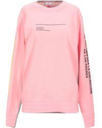 Marcelo Burlon Sweatshirt - Pink