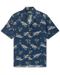 Gitman Vintage Shirt - Blue