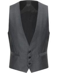 Gazzarrini Vest - Grey