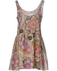 Anjuna - Short Dress - Lyst