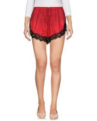 Pinko Shorts - Rot