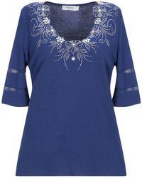 Stizzoli Pullover - Bleu
