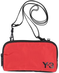 Y-3 Pouch - Red