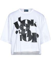 Kolor Camiseta - Blanco