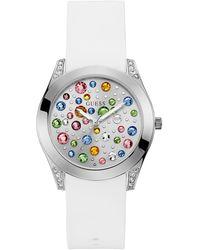 Guess Wrist Watch - White