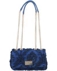 Ermanno Scervino Cross-body Bag - Blue