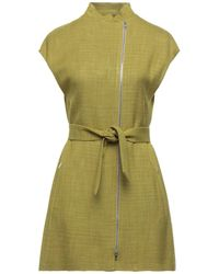 Piazza Sempione Short Dress - Green