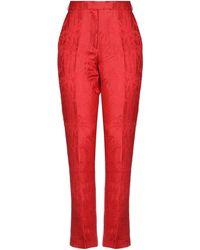 Etro Trouser - Red