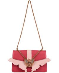 Silvian Heach Shoulder Bag - Red