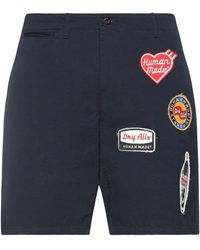 Human Made Shorts et bermudas - Bleu