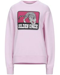 Golden Goose Deluxe Brand Sweat-shirt - Rose