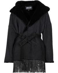 Just Cavalli Coat - Black