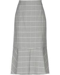 Just Female - 3/4 Length Skirt - Lyst