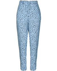Mauro Grifoni Trousers - Blue