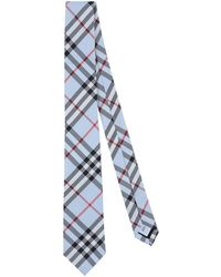 Burberry Krawatten & Fliegen - Blau