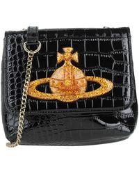 Vivienne Westwood Cross-body Bag - Black