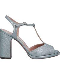 L'Autre Chose Sandals - Metallic