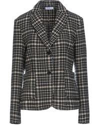 ROSSO35 Suit Jacket - Black