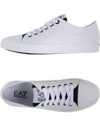 EA7 Low-tops & Sneakers - White