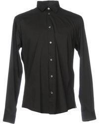 Gianfranco Ferré Shirts - Black