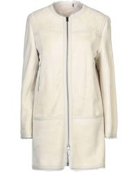 Isabel Marant Coat - Natural