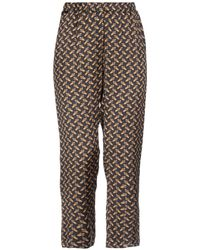 Shirtaporter Casual Pants - Black