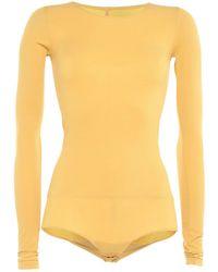 Rick Owens Lilies T-shirt - Yellow
