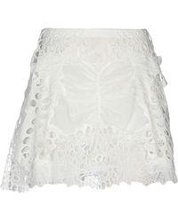 Chloé Mini Skirt - White