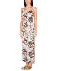 Blumarine - Beach Dress - Lyst