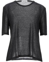 Frances de Lourdes T-shirt - Nero