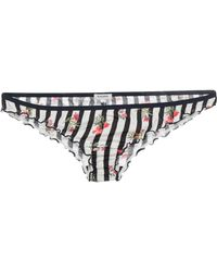 Roseanna Brief - White