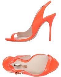 Sophia Webster Sandals - Orange