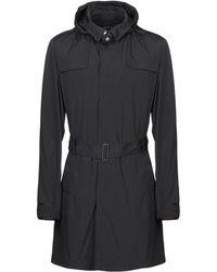 Gucci Overcoat - Black