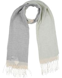 Armani Jeans Oblong Scarf - Green