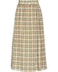 Gestuz Midi Skirt - Yellow