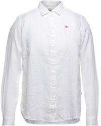 Napapijri Camicia - Bianco