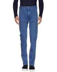 Incotex Denim Trousers - Blue
