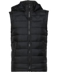Solid Down Jacket - Black