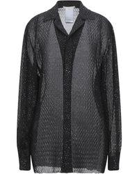 Marco De Vincenzo Shirt - Black