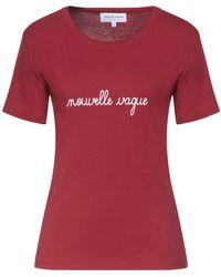 Maison Labiche T-shirt - Rouge