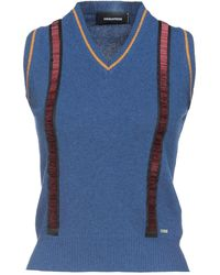 DSquared² Pullover - Blu