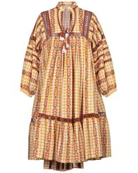 Dodo Bar Or Short Dress - Orange