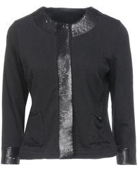 Sun 68 Suit Jacket - Black