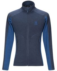 Haglöfs Sweat-shirt - Bleu