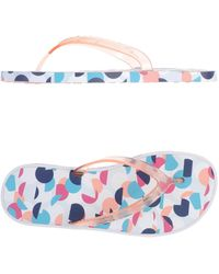 Marc By Marc Jacobs Toe Strap Sandal - Pink