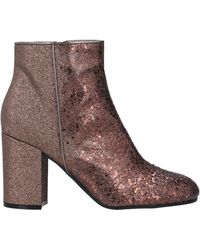 Pollini Ankle Boots - Brown